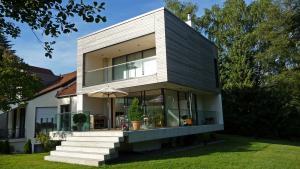 Moderner Anbau edelhoff reska einfamilienhäuser